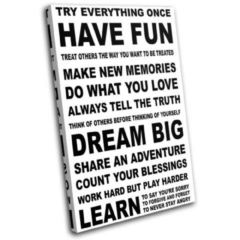 Have Fun Typography - 13-0736(00B)-SG32-PO